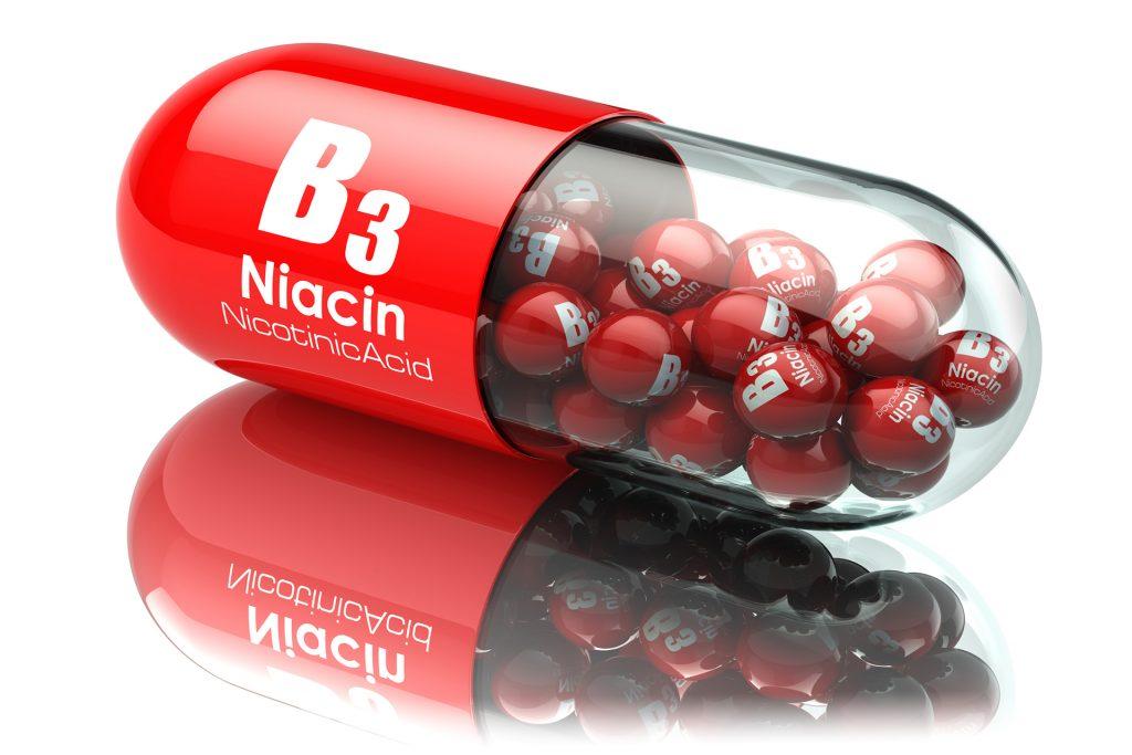 vitamin B3 dosage